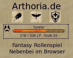 Arthoria.de Fantasy Rollenspiel